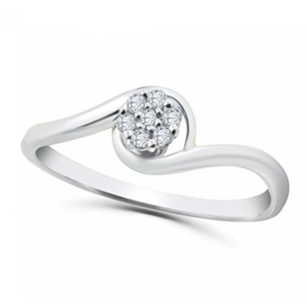 Rose Gold Diamond Engagement Rings